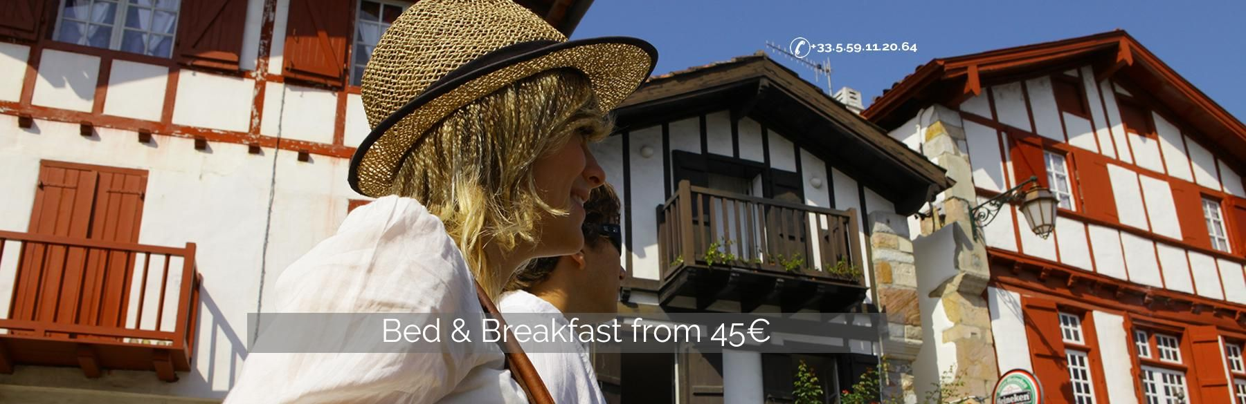 bed and breakfast basque country bearn pyrenees