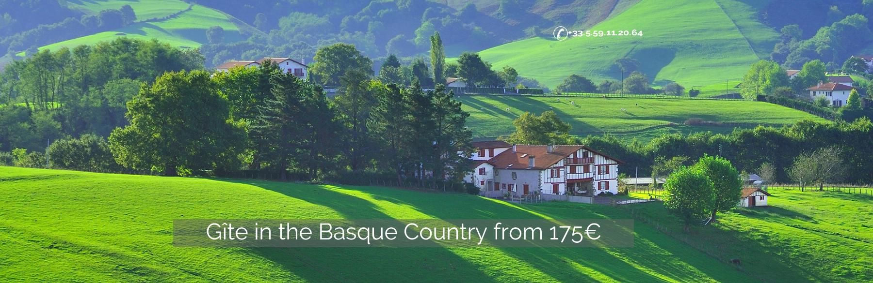 gite basque country